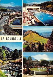 France La Bourboule, Vue Generale, Piscine, Roche Vendeix, Sancy Fountain