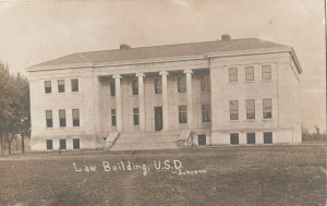 RP; VERMILLION , South Dakota , 1910 ; Law Building , U.S.D.