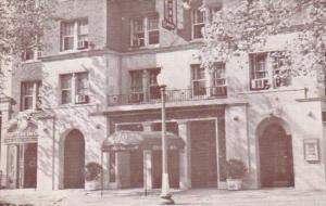 The Blackstone Hotel Washington D C