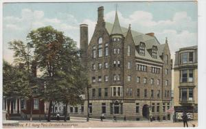 Rhode Island  Providence   Men's Christian Association Building