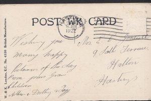 Genealogy Postcard - Family History - Goodsell - Halton - Hastings  BH5574
