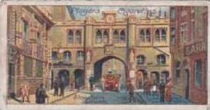 Player Vintage Cigarette Card Celebrated Gateways 1909 No 46 Stonebow Lincoln