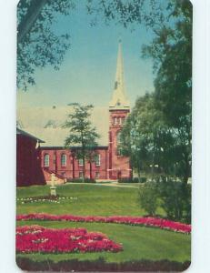 Unused Pre-1980 TOWN VIEW SCENE St. Saint John New Brunswick NB p9075