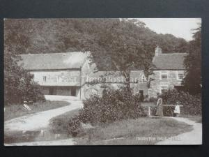 Yorkshire: Thornton le Dale THE MILL Old Postcard by T.T.& S. Nr Pickering
