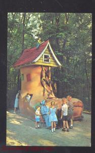 LIGONIER PENNSYLVANIA STORY BOOK FOREST PA. AMUSEMENT PARK