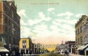 Central Ave Kearney NE 1908