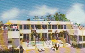 Florida Hollywood Beach Sapphire Apartments & Motel 1968