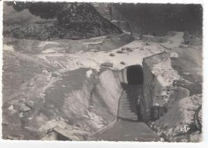 RPPC France Chamonix Mont Blanc Ice Cave La Grotte Glace