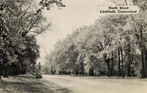 CT - Litchfield.  North Street