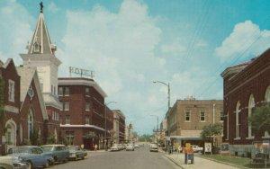GREENWOOD , Mississippi, 1950-60s ; Howard Street