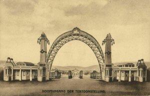 indonesia, JAVA SEMARANG, Colonial Exhibition, Main Entrance, Expo 1914 (2)