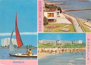 Romania Eforie Nord mamaia Mangalia Beach Playa