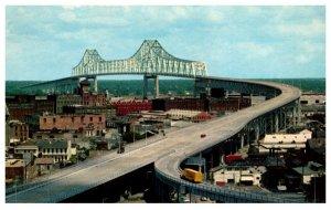 Louisiana New Orleans  Greater New Orleans Bridge