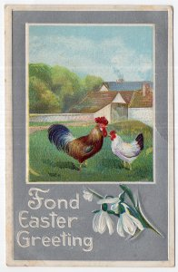 Fond Easter Greeting