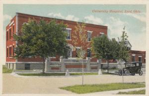 ENID , Oklahoma, 00-10s; University Hospital