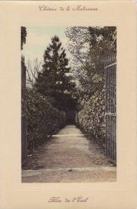 Chateau de la Malmaison, Allee de l'Exil, Hauts de Siene, France, 10-20s