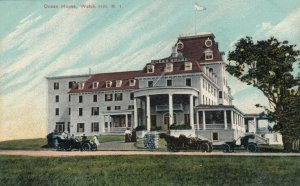 WATCH HILL , Rhode Island , 1900-10s ; Ocean House