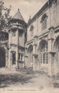 TOURS,France,1900-1910s,Le Cloitre de la Psalette