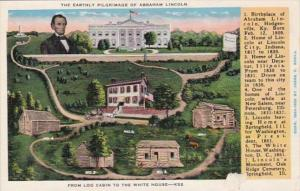Kentucky Hodgenville Early Pilgrimage Of Abraham Lincoln