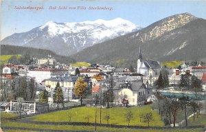 Bad Ischl von Villa Starhemberg Salzkanimergut Austria 1930