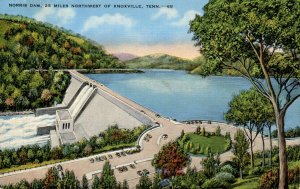 TN - Norris Dam on the Clinch River
