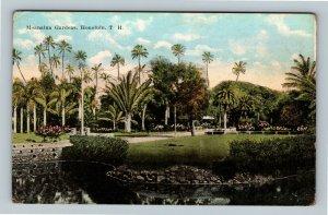 Honolulu HI-Hawaii Territory, Moanalua Gardens, Vintage Postcard