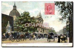 Postcard Old Brompton Oratory Lonon