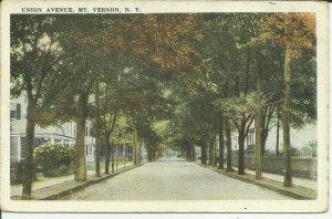 Mount Vernon, N.Y., Union Avenue