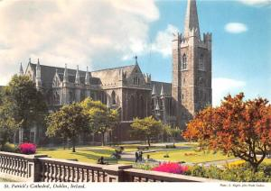 St Patrick's Cathedral - Ireland