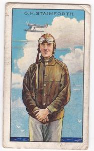 Cigarette Card Gallaher Park Drive CHAMPIONS No 38 G H Stainforth