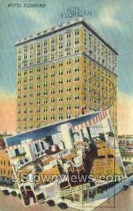 Hotel Floridian Tampa FL 1948