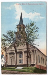 Damariscotta, Maine, Baptist Church