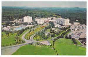 Concord Hotel, Kiamesha Lake NY
