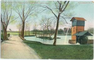D/B The Read Mill Arcola near Paterson New Jersey NJ 1908