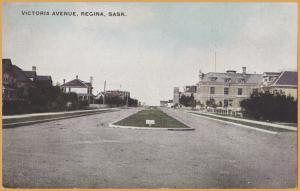 Regina, Saskatchewan-Victoria Avenue