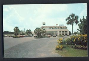 Nice Tifton, Georgia, GA Postcard, Magnolia Plantation