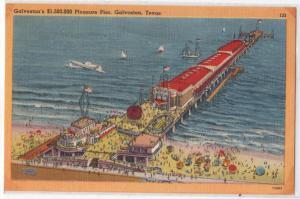 Pier, Galvestonn TX