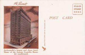 A Meyer Hotel The Roosevelt Jacksonville Florida