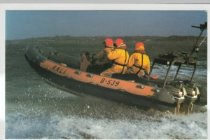Shipping; Atlantic 21 Class Lifeboat No B-359 PPC, Unposted, c 1980's