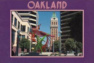 City Center Square Oakland Califonia