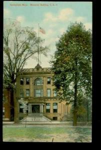 MA, Springfield, Massachusetts, Memorial Building, G.A.R., Hugh C. Leighton