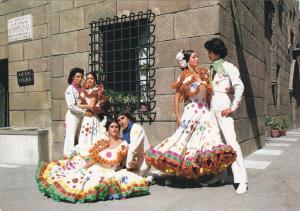 Folklore Espanol , Ballet de Luis Principe , 50-70s ; Dancers
