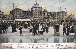 Kurhaus V. H. Strand Gezien, SCHEVENINGEN (South Holland), Netherlands, PU-1905
