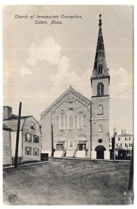 Salem, Mass, Church of Immaculate Conception
