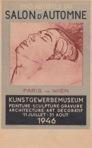 250Artistes du SALON d'AUTOMNE , Paris in WIEN , Kunstgewerbemuseum , 1946