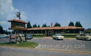 St Augustine Florida USA Ranch House Restaurant Unused