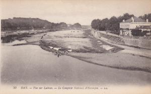 DAX, Landes, France, 1900-1910's; Vue Sur Ladour, Le Comptoir National D'Esco...