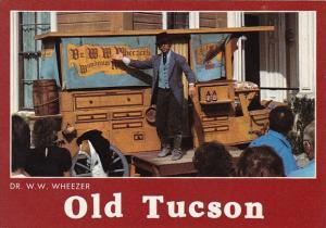 Arizona Tucson Old Tucson Dr W W Wheezer