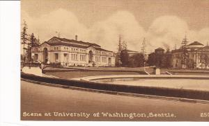 Scene At University Of Washington, SEATTLE, Washington, 1900-1910s