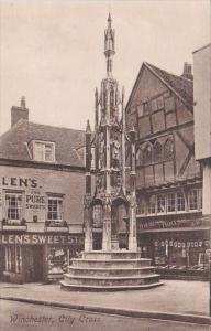 England Winchester City Cross